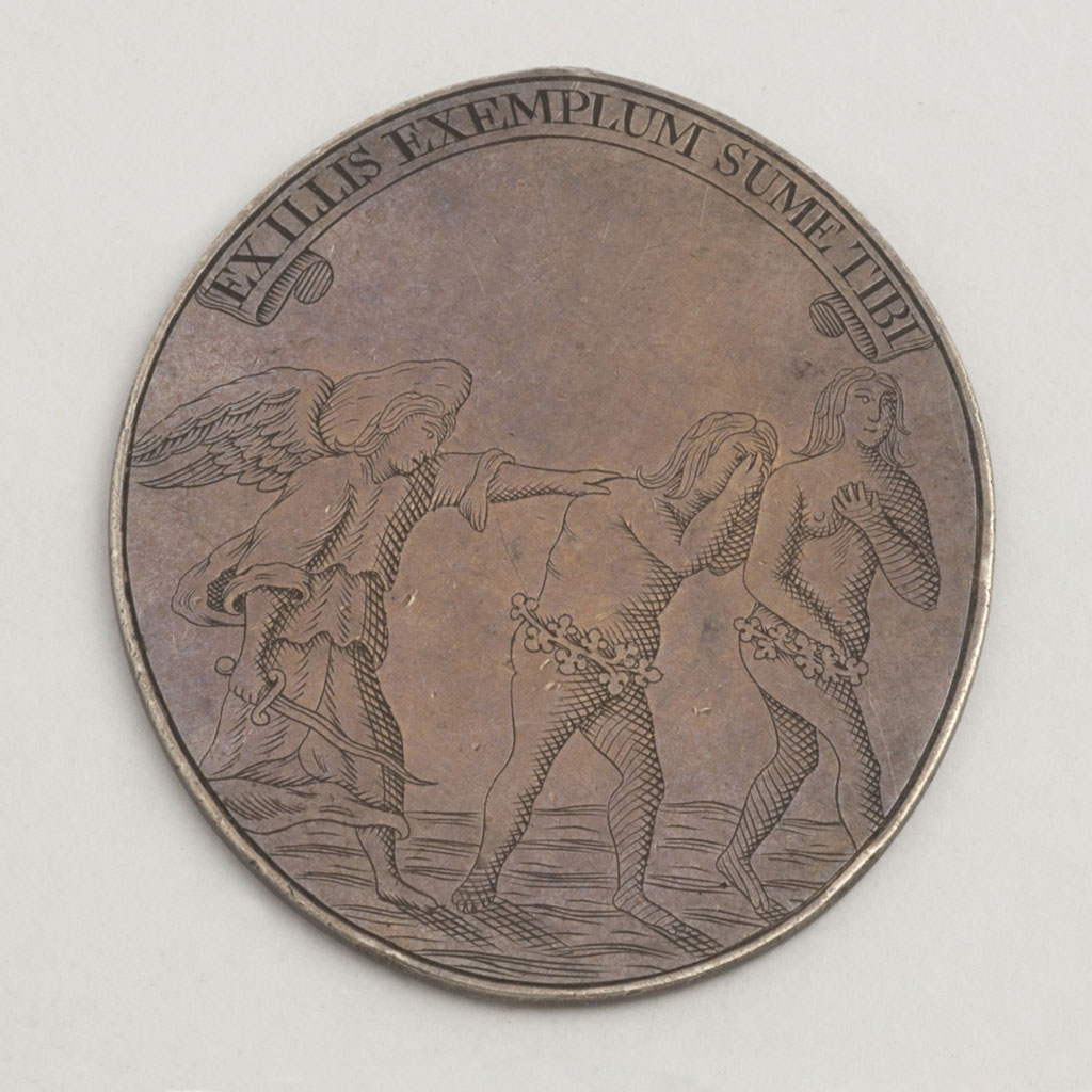 18th Century Oval Society Medal