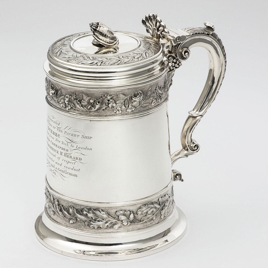 William IV Presentation Tankard