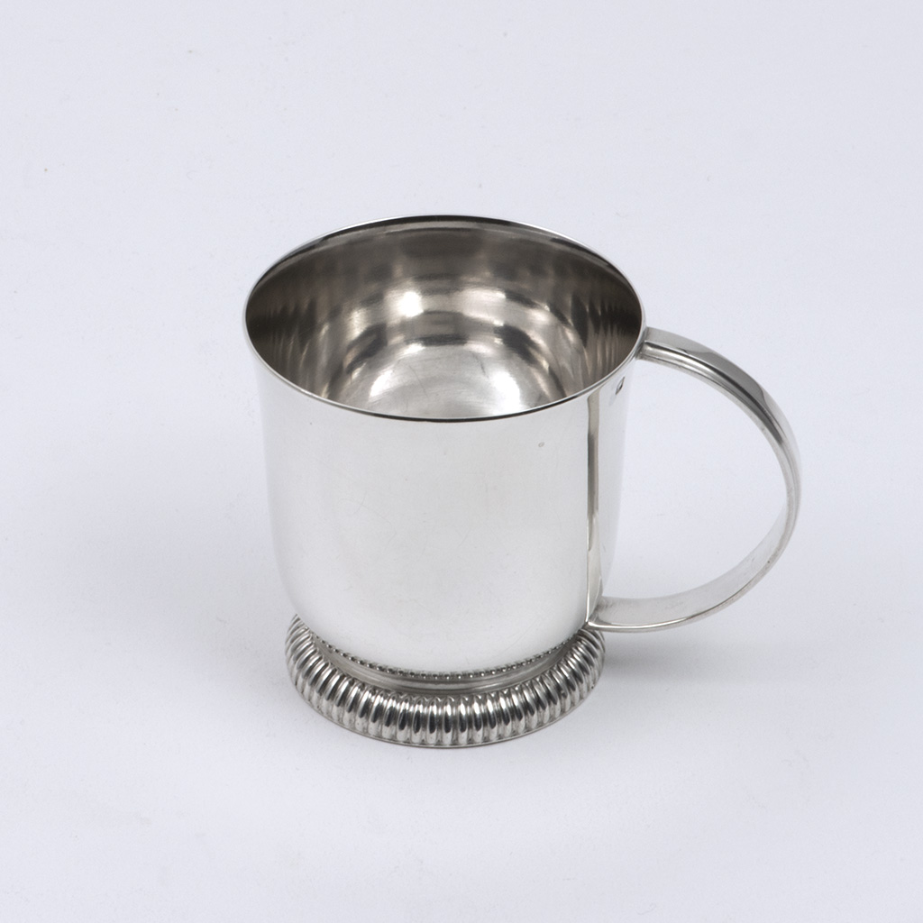 A French Silver Child's Mug.