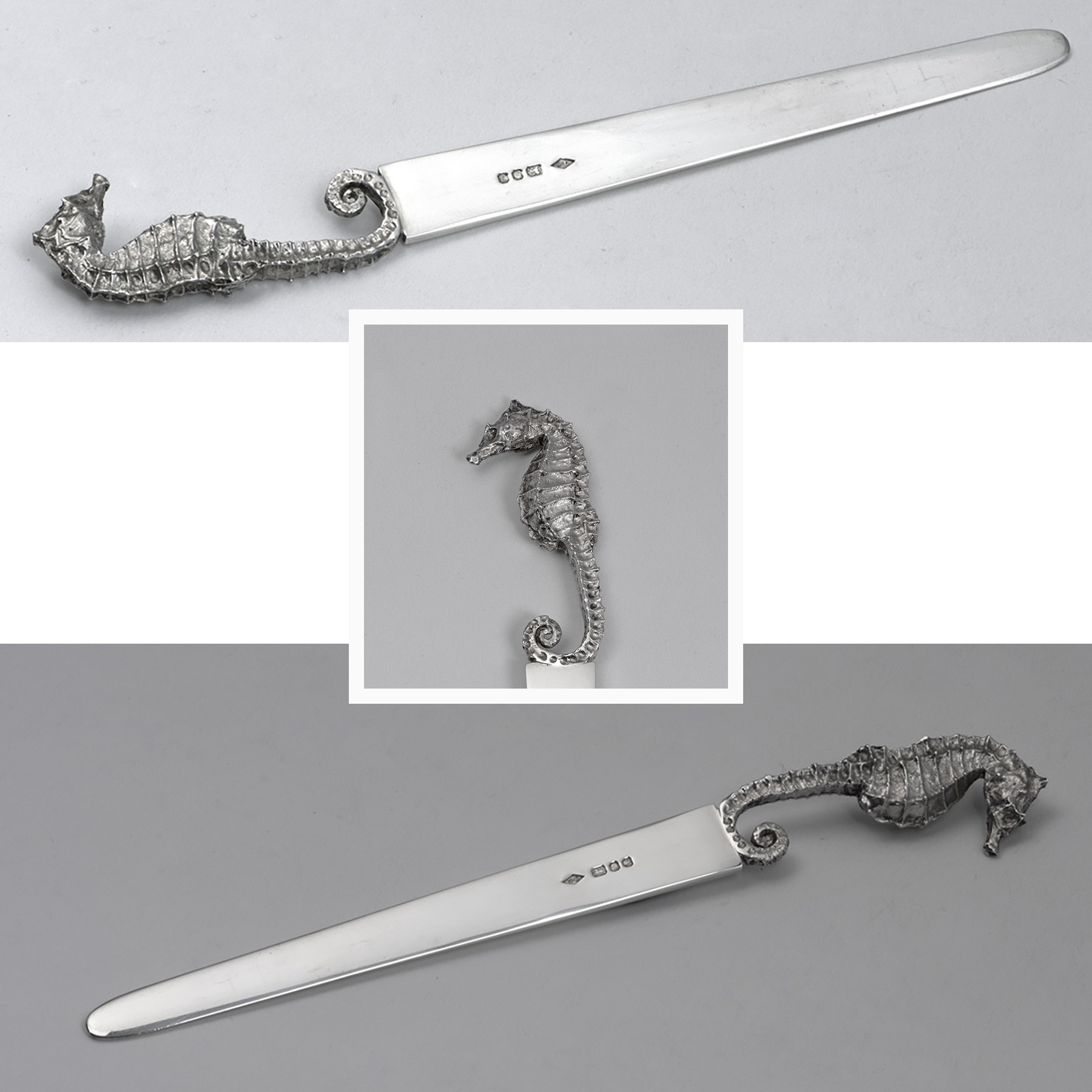 A Graham Watling Paper Knife.