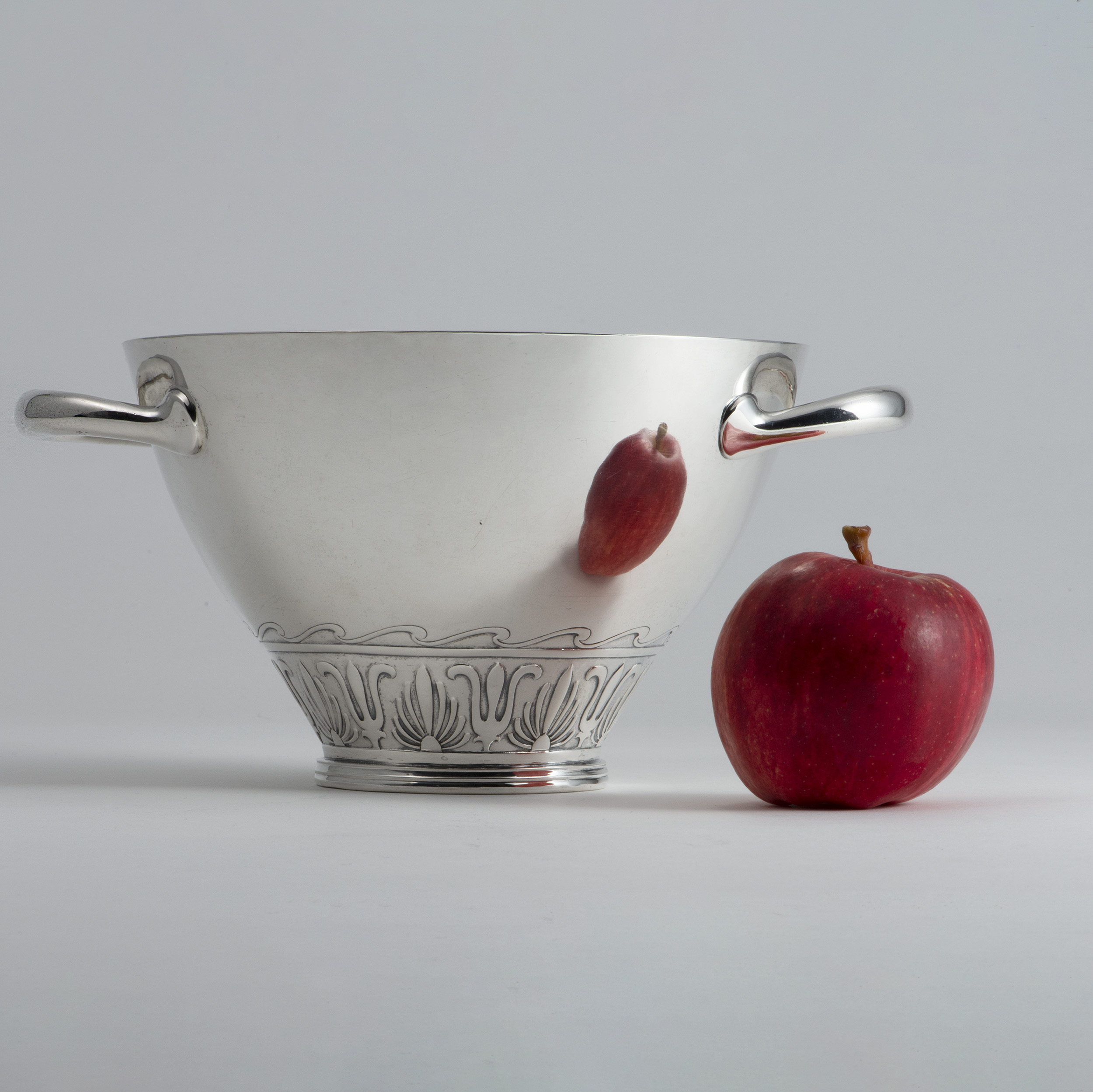 A Duchess Of Sutherland Cripples' Guild Silver Bowl.